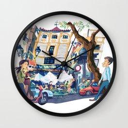 La Campana Wall Clock