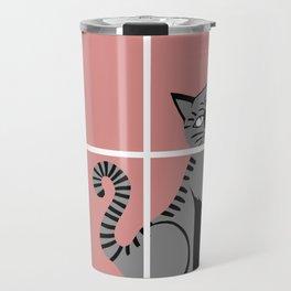 Poppyseedpasta, House of Cats Travel Mug