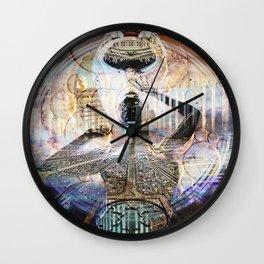 EclipSolution Wall Clock