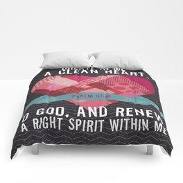 Psalm 51 Comforters