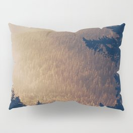 Sunrise in the Mountains  Pillow Sham