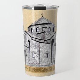 Saint Hripsime Church (Armenia) Travel Mug