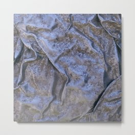 Metal Sheet Surface 1 Metal Print