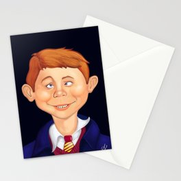 Alfred E. Neuman Stationery Cards