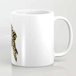 Eagle With Arabic Calligraphy Gift for Eagle Lover Coffee Mug