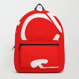 Bicycle Infinity loves hobby holiday gift Backpack