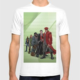 What was old has evolved! T-shirt