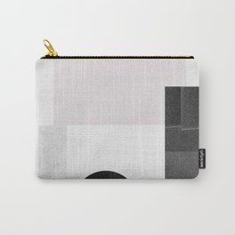 Black ball Carry-All Pouch