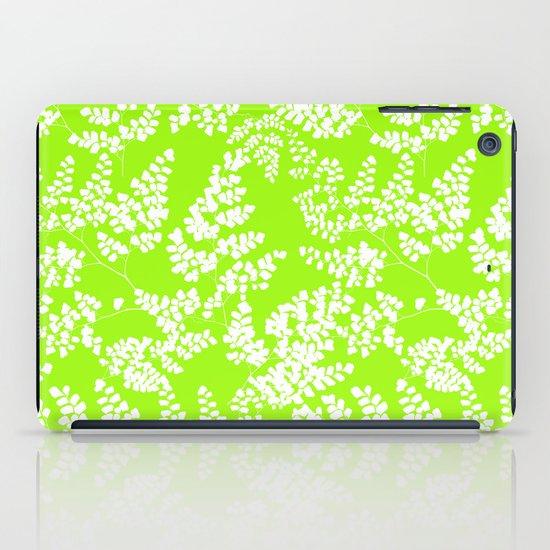 Spring Green iPad Case