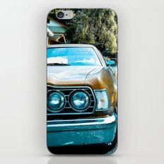 Bronze 70 iPhone & iPod Skin