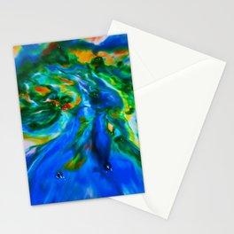 Milkblot No. 13 Stationery Cards