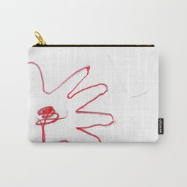 Creative Hand Wax Color Carry-All Pouch