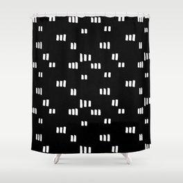 Fabrication Shower Curtain