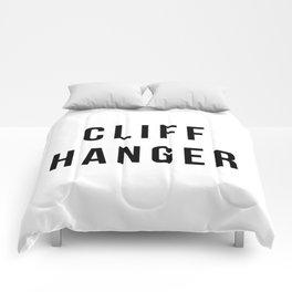 Cliff Hanger Comforters