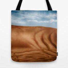 Desert Wave Tote Bag