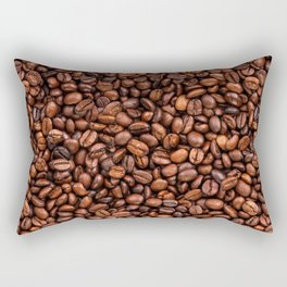 Coffee beans Rectangular Pillow