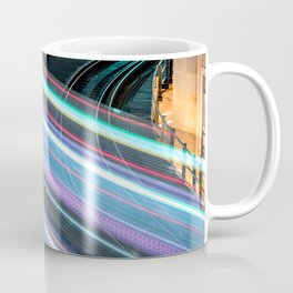 Train Lights Coffee Mug