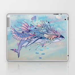 Journeying Spirit (Shark) Laptop & iPad Skin