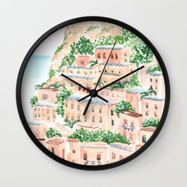 An Italian Shore Wall Clock