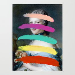 Composition 709 Poster