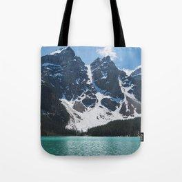Landscape | Lake Moraine | Alberta | Wild | Nature Tote Bag