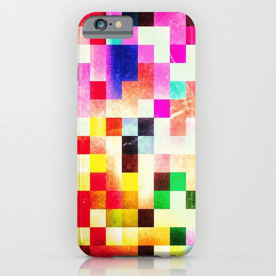 GROWN UP PIXELS iPhone & iPod Case