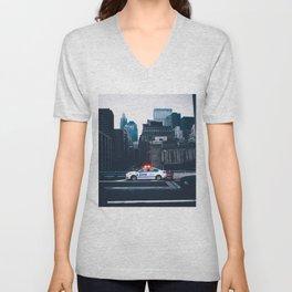 NYPD Unisex V-Neck