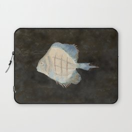 Australian Exotic Fish - Vintage Earth Tones Laptop Sleeve