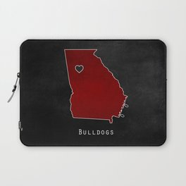 Red and Black Laptop Sleeve