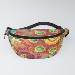 Psychedelia 67 Fanny Pack
