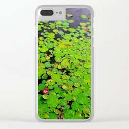 Lilly Palette Clear iPhone Case
