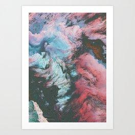 static wind 02 Art Print