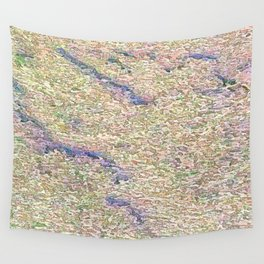Stucco Texture Wall Tapestry
