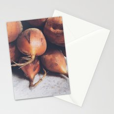 Golden Beets Stationery Cards