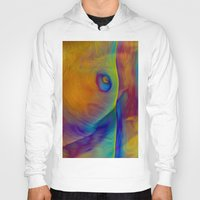 landscape Hoodies featuring Landscape by Stephen Linhart
