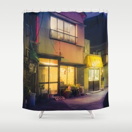 You're Where I Want to Go/ Anthony Presley Photo Print Shower Curtain