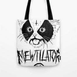 Mewtilator Tote Bag