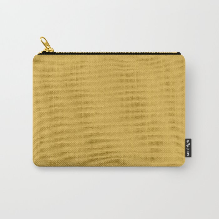 PANTONE 14-0952 Spicy Mustard Carry-All Pouch