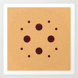 Singing Spheres Art Print