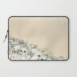 Bones Laptop Sleeve