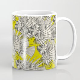 fish mirage chartreuse Coffee Mug