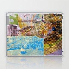 Collateral^2ndHand°FloodNewz Laptop & iPad Skin