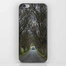 Tree Passage iPhone Skin