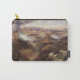 Grand Canyon of the Colorado River by Thomas Moran Carry-All Pouch