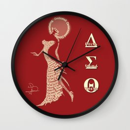 DST  Wall Clock