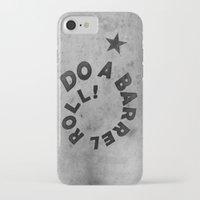 starfox iPhone & iPod Cases featuring STARFOX - DO A BARREL ROLL! by John Medbury (LAZY J Studios)