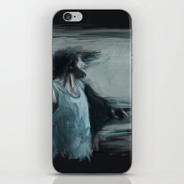 Dancer III iPhone Skin