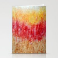 the strokes Stationery Cards featuring Strokes by Bonnie J. Breedlove