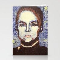 ripley Stationery Cards featuring Ellen Ripley- Alien by Evanne Deatherage