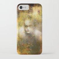 ghost iPhone & iPod Cases featuring Ghost  by Ganech joe